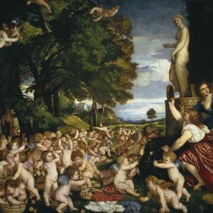 The Offering to Venus, Titian