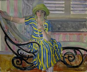 The Cigarette, Henri Lebasque