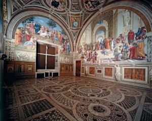 Room of the Segnatura, Vatican Museums