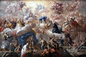 The Triumph of the Immaculate, Paolo De Matteis