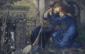 Love among the Ruins, Edward Burne-Jones