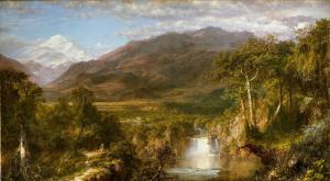 The Heart of the Andes, Frederic Edwin Church