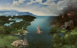 Crossing the River Styx, Joachim Patinir