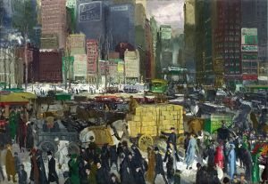 New York, George Bellows
