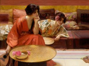 Idle Hours, Harry Siddons Mowbray