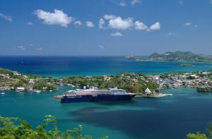 Saint Lucia, Saint Vincent and the Grenadines
