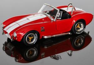 Shelby Cobra 427 S/C scale model