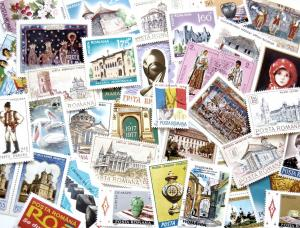 Rumanian stamps