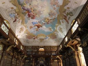 Melk Abbey library, Austria