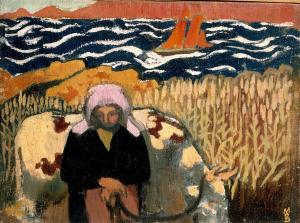The Cowgirl, Maurice Denis