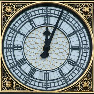 Palace of Westminster clock