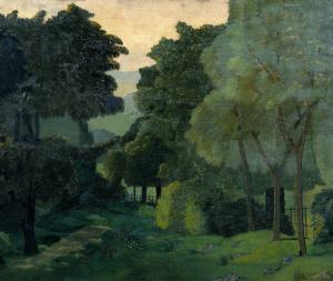 Path through Trees, John Nash