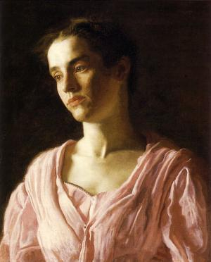 Portrait of Maud Cook, Thomas Eakins