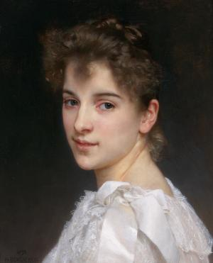 Gabrielle Cot, William Bouguereau
