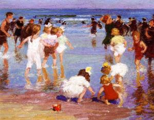 Happy Days, Edward Henry Potthast