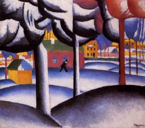 Winter, Kazimir Malevich