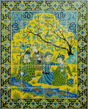 Safavid art