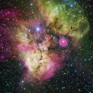 Puppis constellation