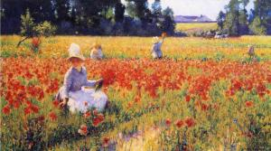 In Flanders Field, Robert Vonnoh