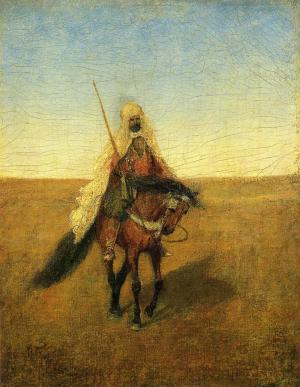 The Lone Scout, Albert Pinkham Ryder
