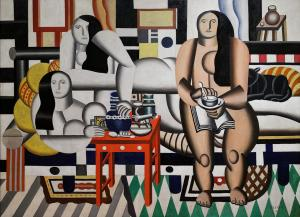 Three Women, Fernand Léger