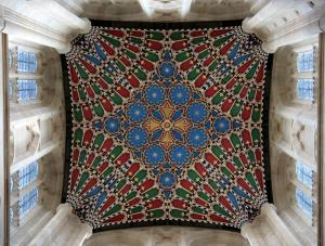 St Edmundsbury Cathedral ceiling