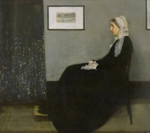 Whistler's Mother, James Abbott McNeill Whistler