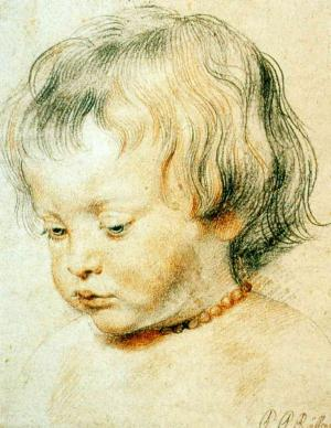 Peter Paul Rubens' son, Nikolas, Peter Paul Rubens